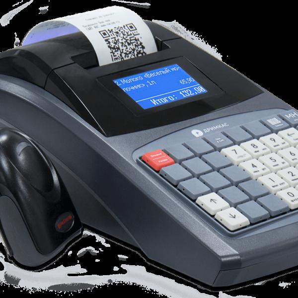 КасДримкас-Ф со сканером